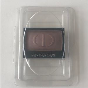 Dior Single Mono Eyeshadow 756- Front Row